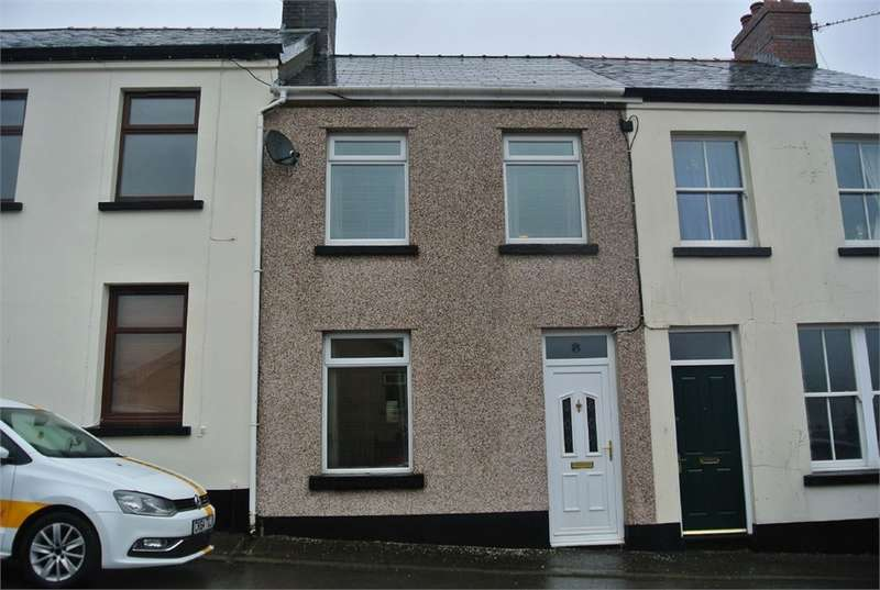 2 Bedrooms Terraced House for sale in Lower Waun Street, Blaenavon, Pontypool, NP4