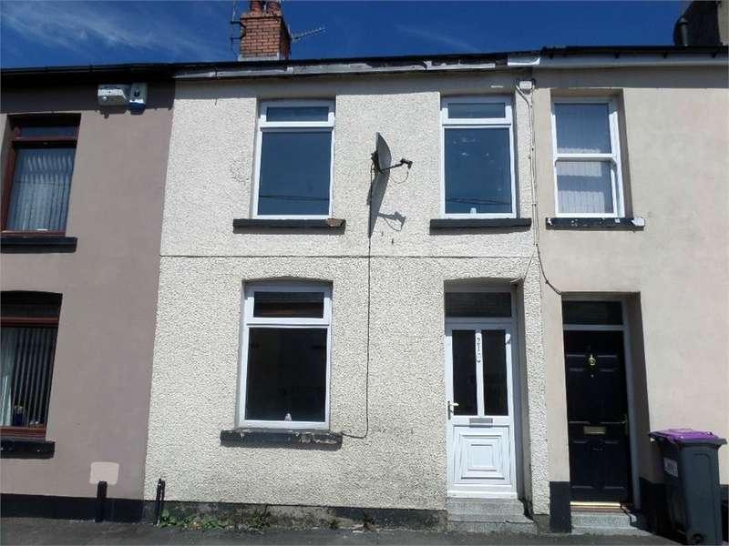 2 Bedrooms Terraced House for sale in Queen Street, Blaenavon, Pontypool, NP4