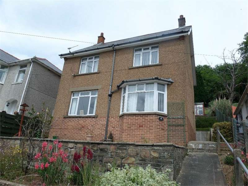 3 Bedrooms Detached House for sale in Leigh Road, Trevethin, Pontypool, NP4