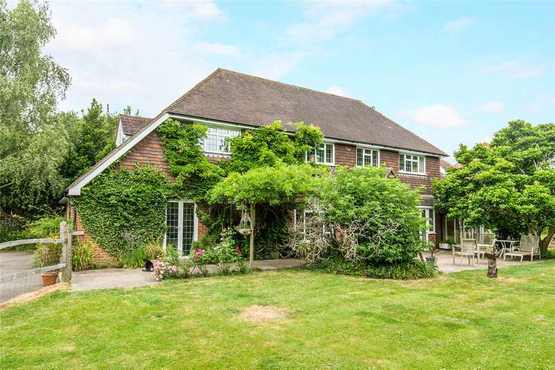 5 Bedrooms Detached House for sale in South Street, Ditchling, East Sussex, BN6