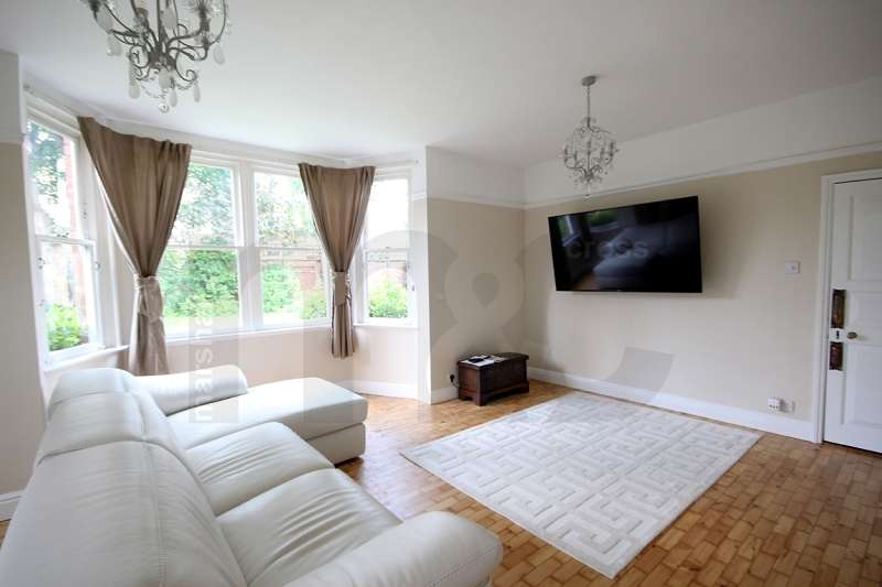 4 Bedrooms Detached House for sale in Sandringham Road, Northampton, Northamptonshire. NN1 5NA