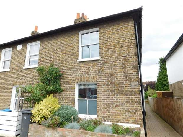 2 Bedrooms Terraced House for sale in Brighton Road, Surbiton