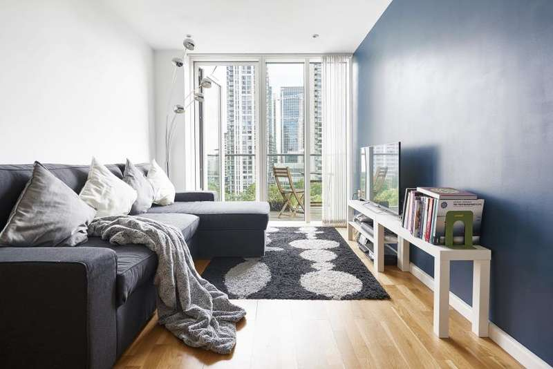 1 Bedroom Apartment Flat for sale in Ability Place, Canary Wharf, E14