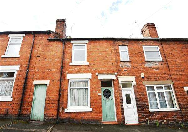 2 Bedrooms Terraced House for sale in Ashfields New Road, Newcastle, Newcastle-under-Lyme