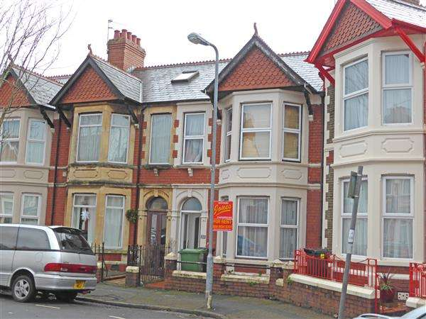 5 Bedrooms Terraced House for rent in SOBERTON AVENUE, HEATH, CARDIFF