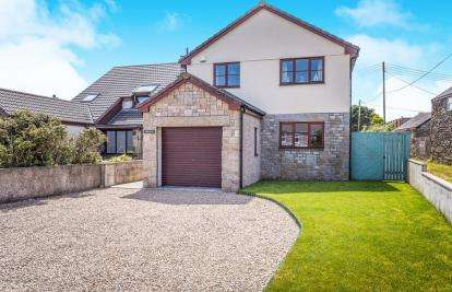 4 Bedrooms Detached House for sale in Pendeen, Penzance, Cornwall