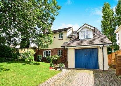4 Bedrooms Detached House for sale in Totnes, Devon