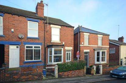 2 Bedrooms End Of Terrace House for sale in Pitt Street, Rotherham, South Yorkshire