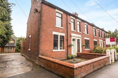 3 Bedrooms End Of Terrace House for sale in Higher Walton Road, Higher Walton, Preston, Lancashire