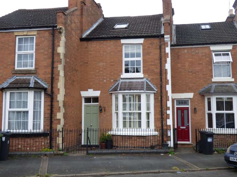 3 Bedrooms Terraced House for sale in Leam Terrace, Leamington Spa
