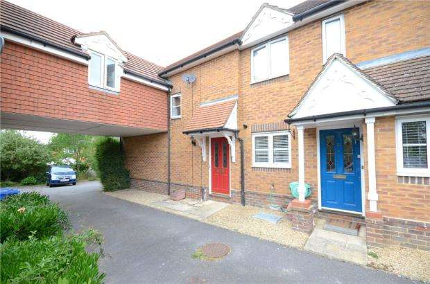 3 Bedrooms Terraced House for sale in Lyon Oaks, Warfield