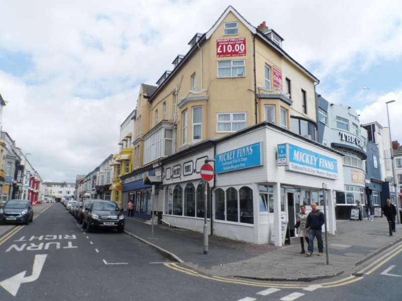 Commercial Development for sale in Central Drive, BLACKPOOL, FY1 5PZ