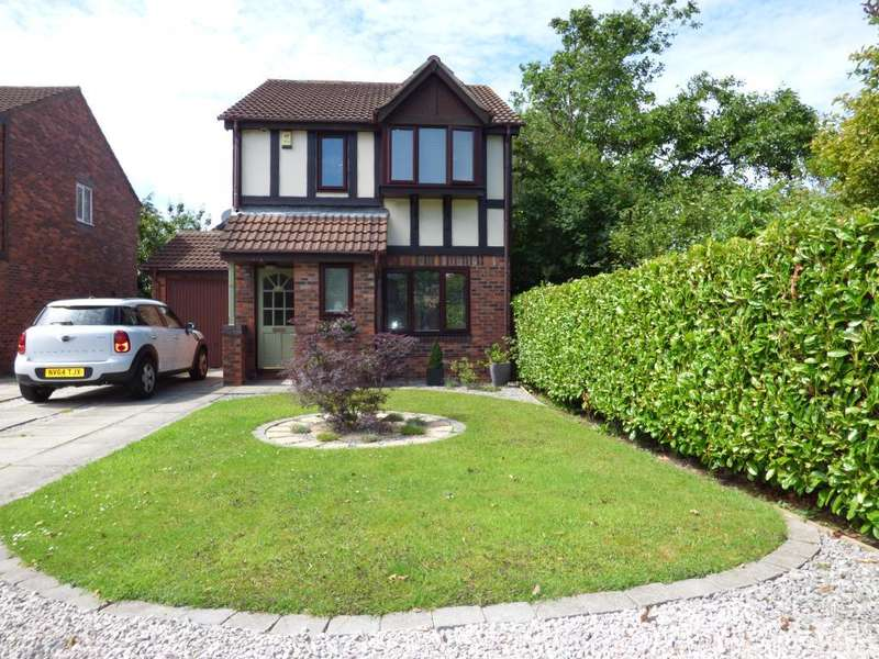 3 Bedrooms Detached House for sale in Dunsop Gardens, Grosvenor Park, Morecambe, Lancashire, LA3 3SL