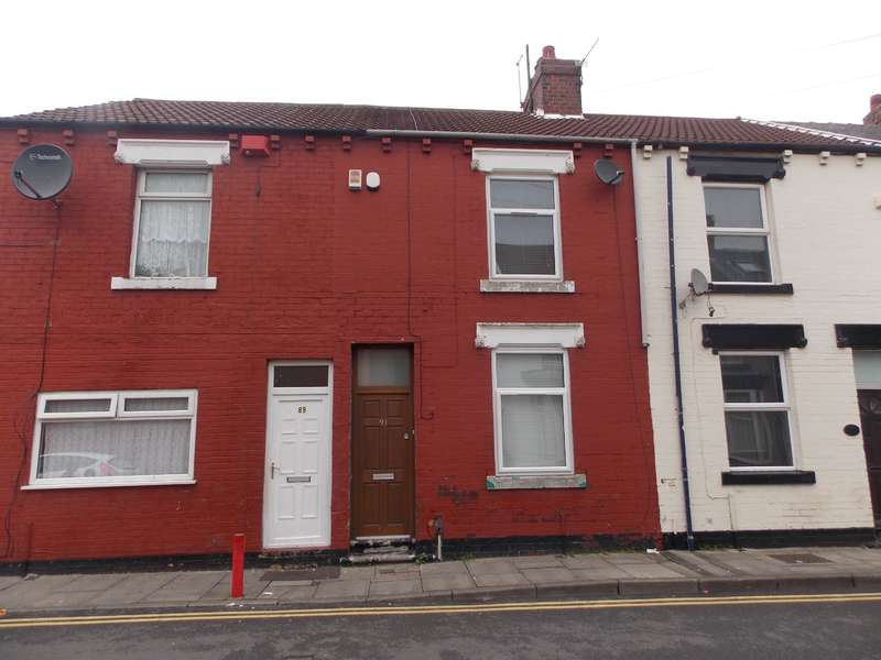 4 Bedrooms Terraced House for sale in Park Lane, Middlesbrough, TS1 3LN