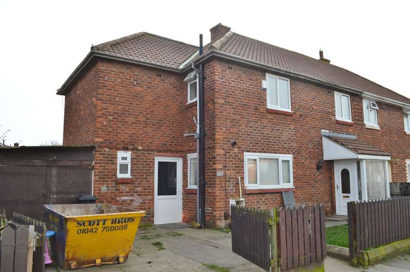 4 Bedrooms End Of Terrace House for sale in Roworth Road, Middlesbrough, TS3 9PJ