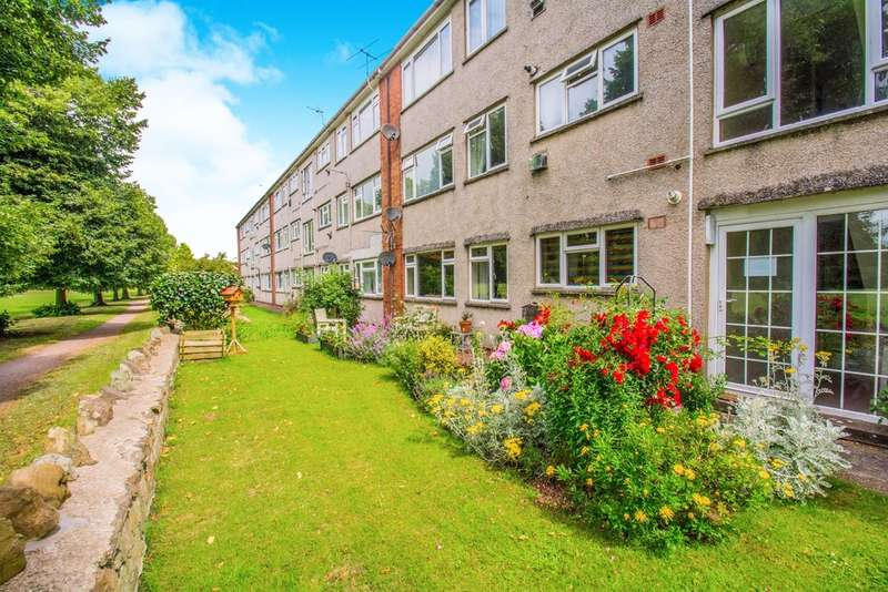 2 Bedrooms Ground Flat for sale in Hazelhurst Road, Cardiff