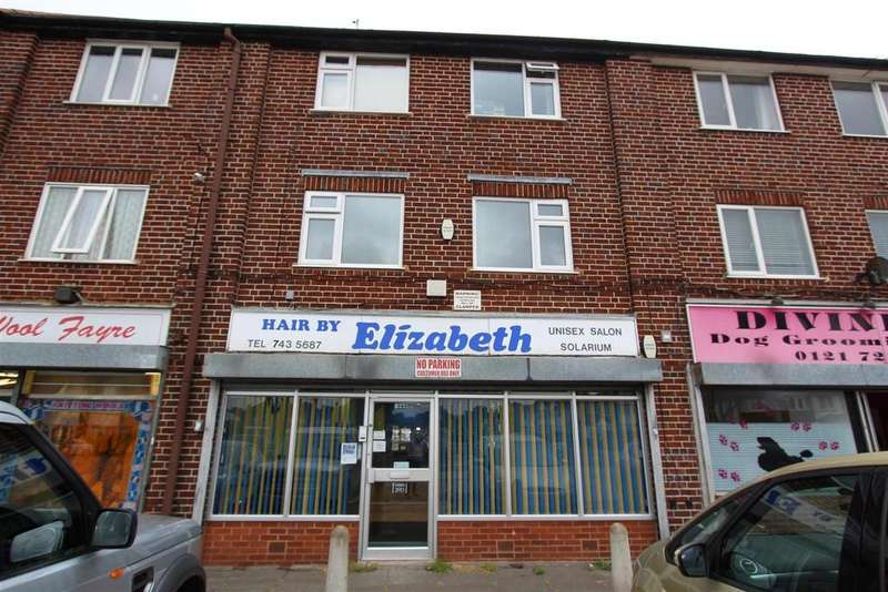 2 Bedrooms Duplex Flat for sale in Church Road, Sheldon, Birmingham