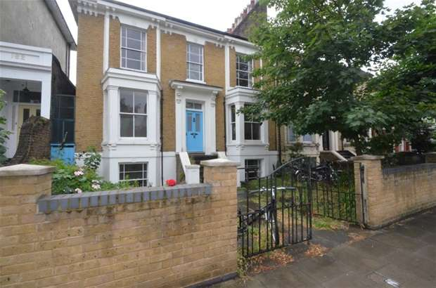 8 Bedrooms Semi Detached House for sale in Richmond Road, London Fields, E8
