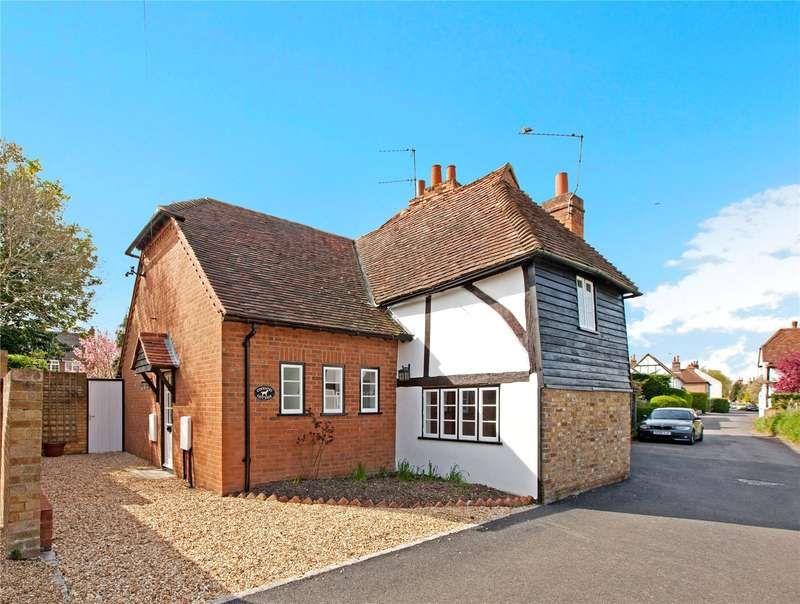 2 Bedrooms Semi Detached House for sale in Holyport Street, Holyport, Maidenhead, Berkshire, SL6