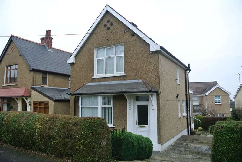 3 Bedrooms Detached House for sale in Sycamore Road, Griffithstown, PONTYPOOL, NP4