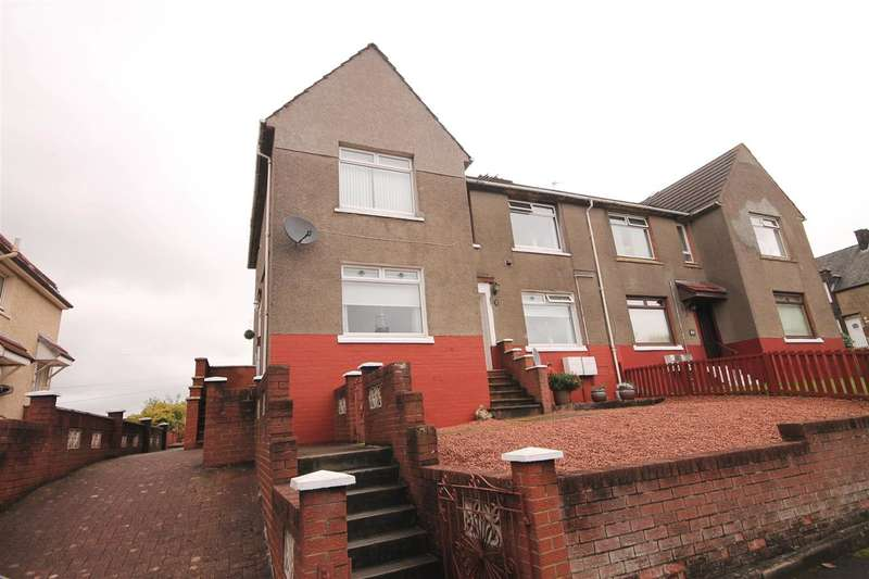2 Bedrooms Flat for sale in Laurelbank, Coatbridge