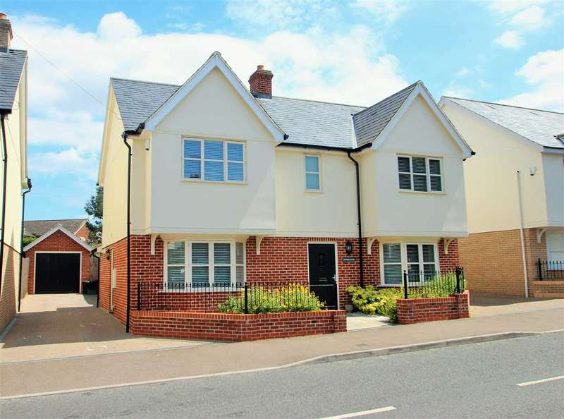 4 Bedrooms Detached House for sale in Crown Street, Dedham, Colchester