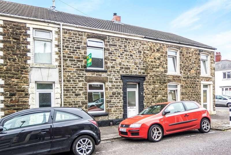 2 Bedrooms Terraced House for sale in Clayton Street, Landore, Swansea