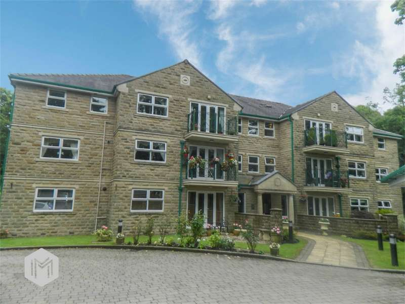 2 Bedrooms Flat for sale in Grange Road, Bromley Cross, Bolton, Lancashire