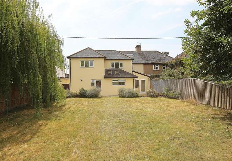 5 Bedrooms Semi Detached House for sale in Radley Road, Abingdon-on-Thames, OX14
