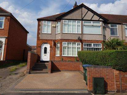 3 Bedrooms End Of Terrace House for sale in Sussex Road, Coundon, Coventry