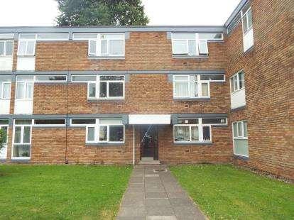 2 Bedrooms Flat for sale in The Lindens, Newbridge Crescent, Wolverhampton, West Midlands