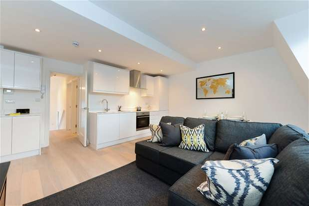 2 Bedrooms Flat for sale in Electric Avenue, Brixton