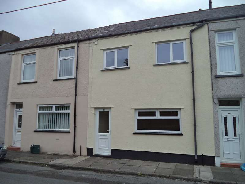 3 Bedrooms Terraced House for sale in Western Terrace, EBBW VALE, NP23