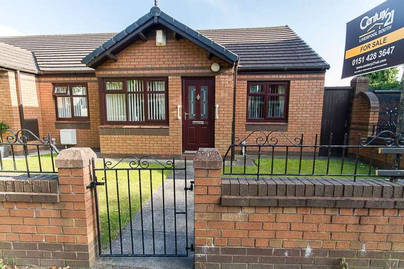 2 Bedrooms Bungalow for sale in Bowden Road, L19
