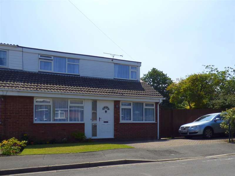 3 Bedrooms Semi Detached House for sale in Greenlands, Huyton, Liverpool