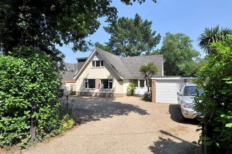 4 Bedrooms Detached Bungalow for sale in Ferndown