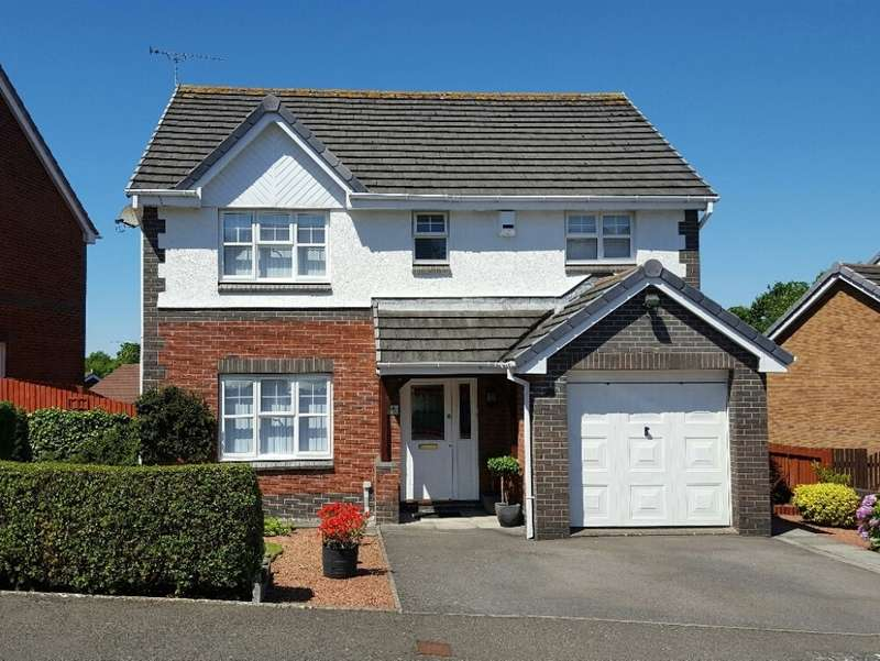 4 Bedrooms Detached House for sale in Ffordd Cwm Cidi, BARRY