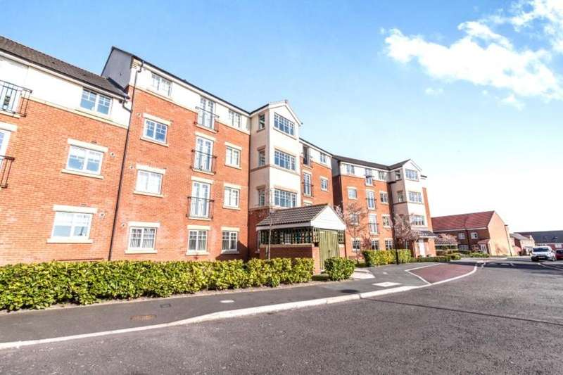 2 Bedrooms Flat for sale in Dilston Grange, Wallsend, NE28