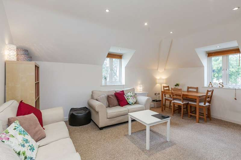 2 Bedrooms Flat for sale in Beaumont Court, The Avenue, Oxford, OX1 5AL