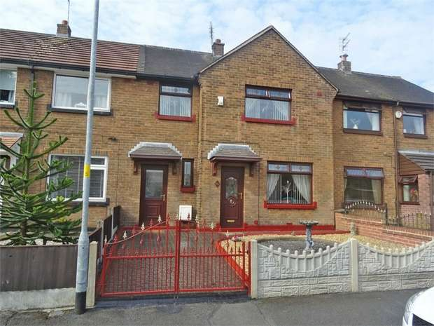 3 Bedrooms Terraced House for sale in Kipling Avenue, Wigan, Lancashire