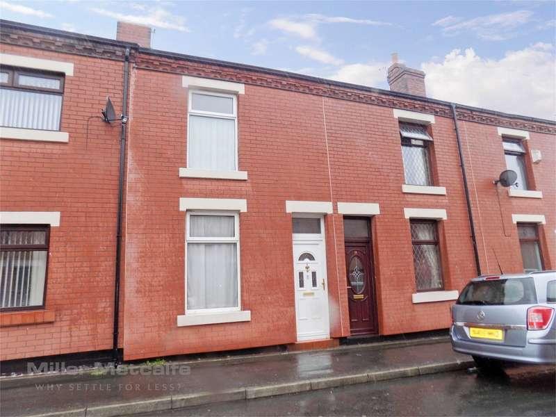 2 Bedrooms Terraced House for sale in Sydney Street, Platt Bridge, Wigan, Lancashire