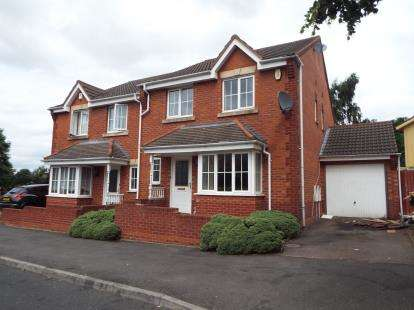 4 Bedrooms Semi Detached House for sale in Somerset Road, West Bromwich, West Midlands