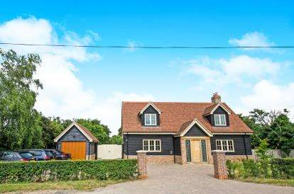 4 Bedrooms Detached House for sale in Great Bromley, Colchester, Essex