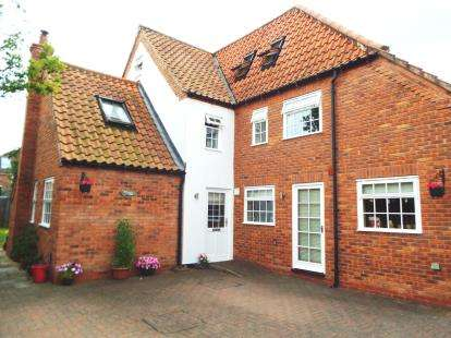 4 Bedrooms Semi Detached House for sale in Cottage Walk, Wollaton, Nottingham, Nottinghamshire