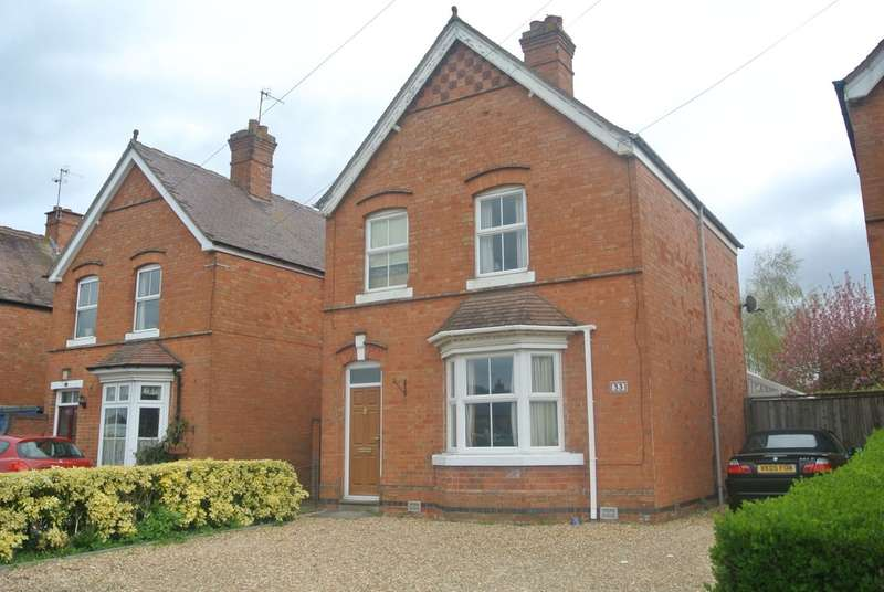 3 Bedrooms Detached House for sale in Cheltenham Road, Evesham