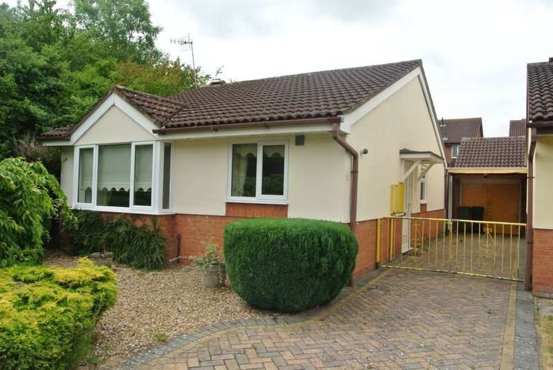 2 Bedrooms Detached Bungalow for sale in Hazel Avenue, Evesham