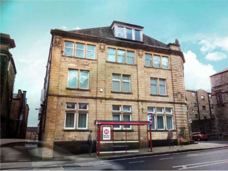 1 Bedroom Flat for sale in Courier House, Halifax