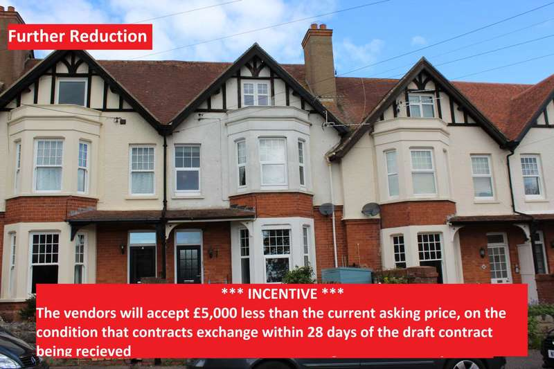 3 Bedrooms Flat for sale in Copplestone Road, Budleigh Salterton