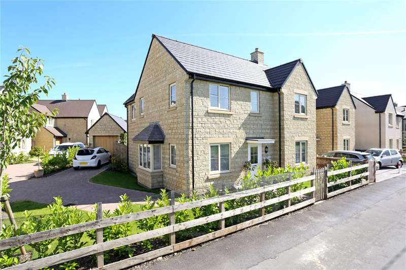 4 Bedrooms Detached House for sale in The Tynings, Minchinhampton, Stroud, Gloucestershire, GL6