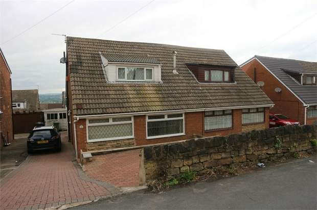 3 Bedrooms Semi Detached House for sale in Kilpin Hill Lane, Dewsbury, West Yorkshire